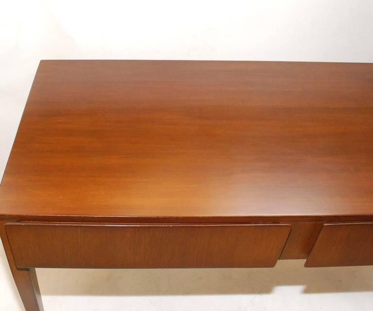 Italian Rare Gio Ponti Desk For Sale