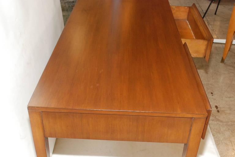 Rare Gio Ponti Desk For Sale 2