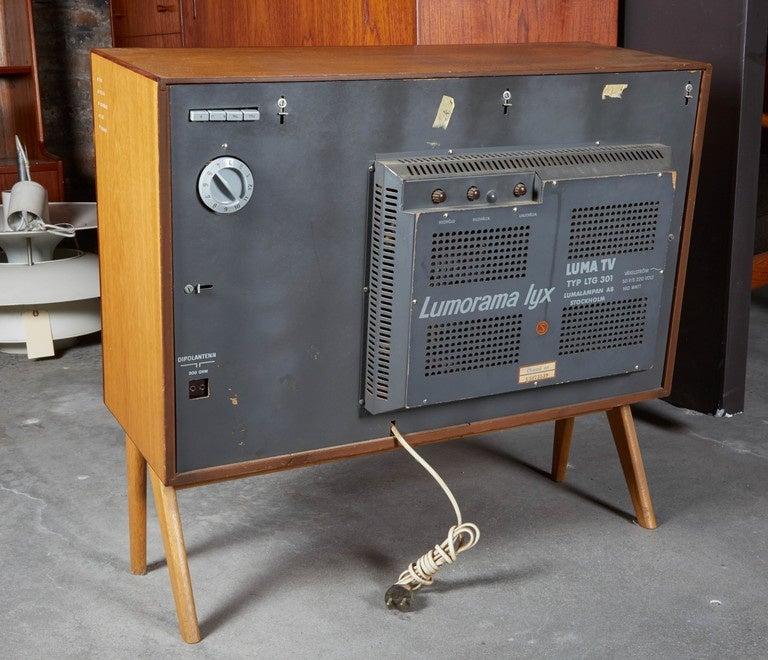 Lumorama Vintage Television by Stig Lindberg 5