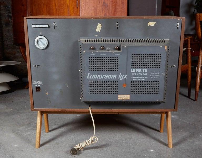 Lumorama Vintage Television by Stig Lindberg 6