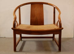 Michael Taylor for Baker Far East Collection Caned Chair