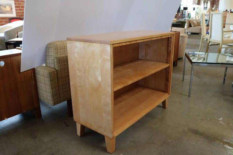 Mid-Century Modern Russel Wright Little Bookshelf For Sale