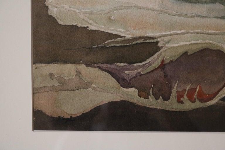 Post-Modern Shape of a Nude by David Segel For Sale