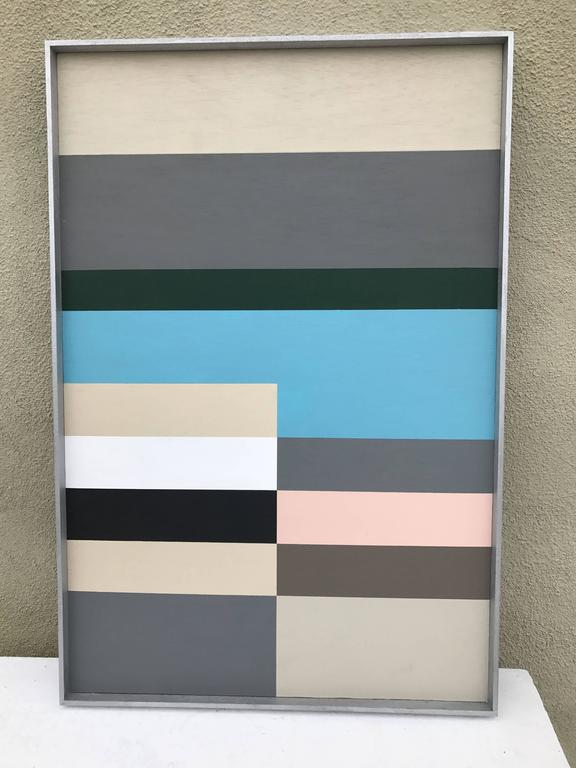 Muted Colors Painting by Giovanni Mercado 2