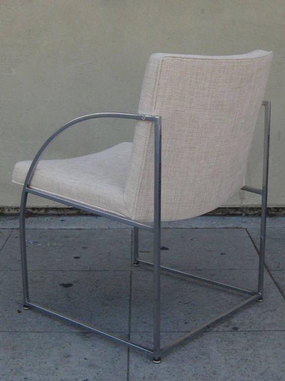 Pair of Chairs by Milo Baughman for Thayer Coggins 3