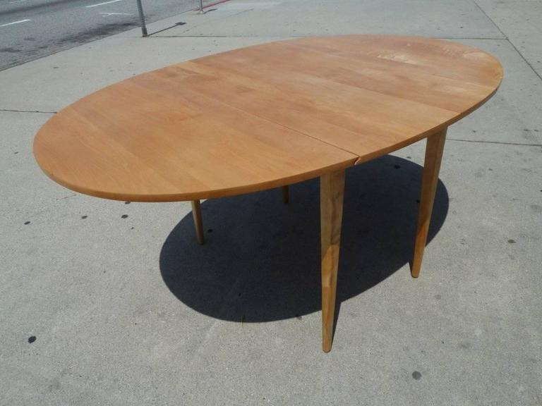 Foldable Sides Dining Table by Paul McCobb for Planner Group 2