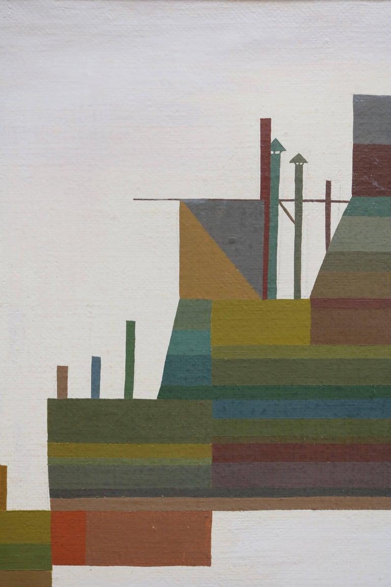 Oil on Canvas by David Segel 4