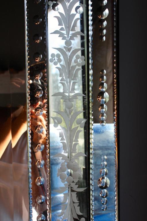 Beautiful, grand mirror.