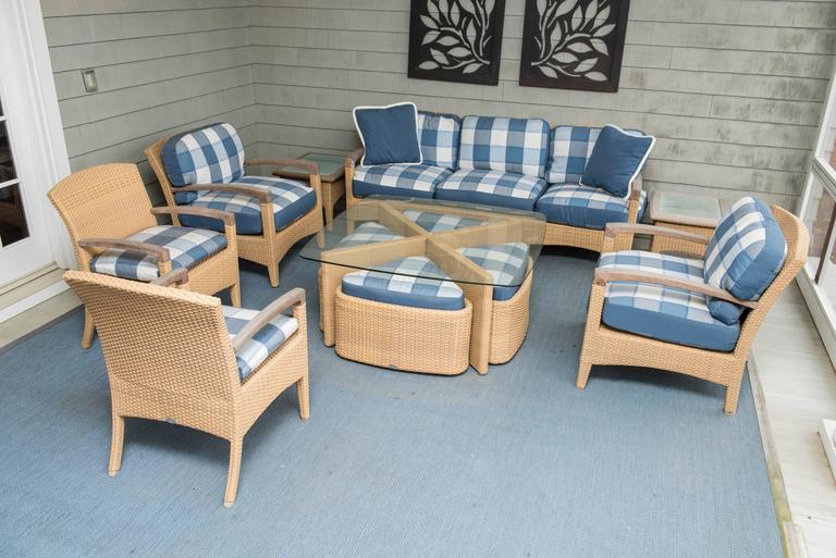 Set of Outdoor Furniture For Sale 3