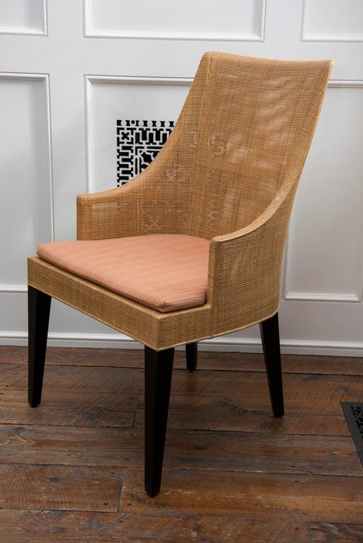 Rattan Dining Chairs For Sale At 1stdibs
