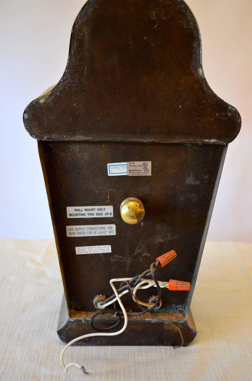 Zinc Carriage Lantern For Sale 2