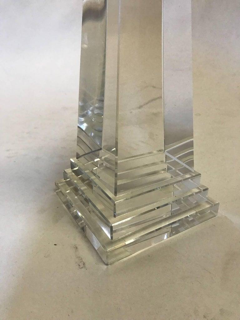 Beautiful Crystal Obelisk 3