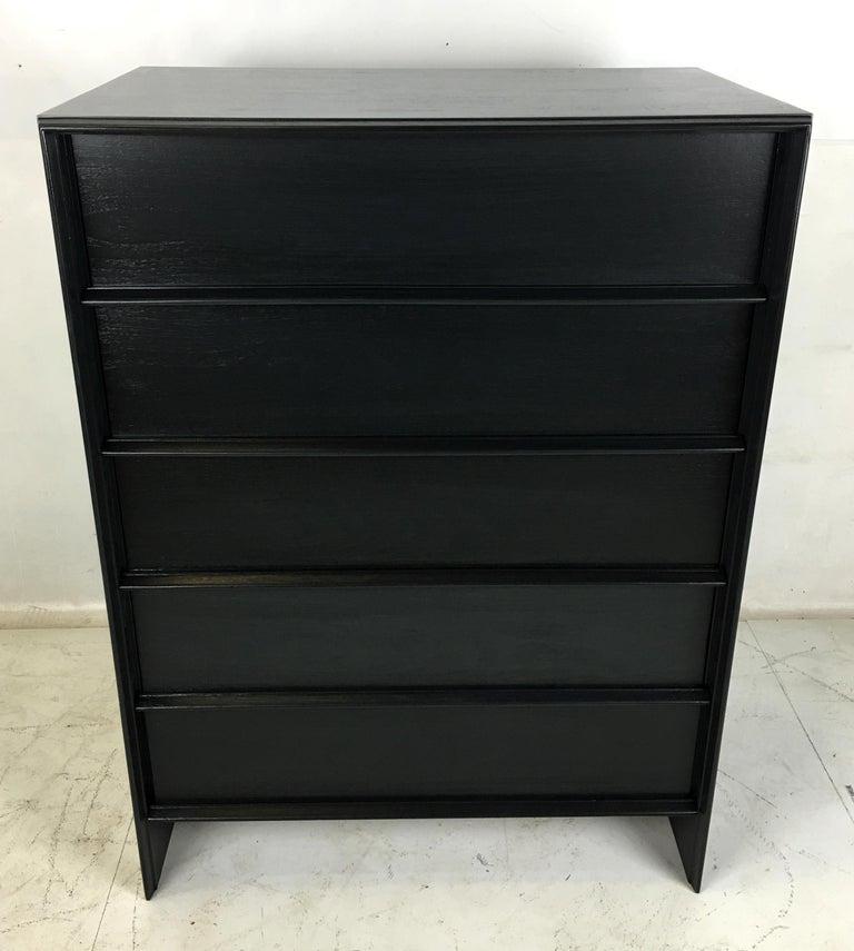 Modern Thinline Dresser by T.H. Robsjohn-Gibbings for Widdicomb For Sale