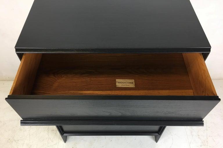 Lacquered Thinline Dresser by T.H. Robsjohn-Gibbings for Widdicomb For Sale