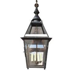 19th Century English Exterior Lantern
