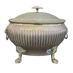 19th Century Regency Style Coal Hod
