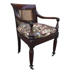 Anglo / Caribbean Regency Style Armchair, circa 1830