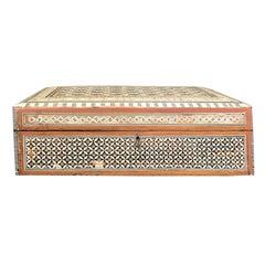 19th Century Syrian Inlaid Box