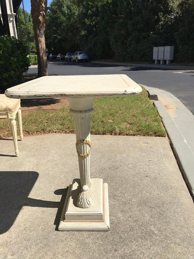 1930s Hollywood Regency Cornucopia Table For Sale 3