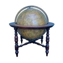 Newton's Celestial Globe, circa 1824