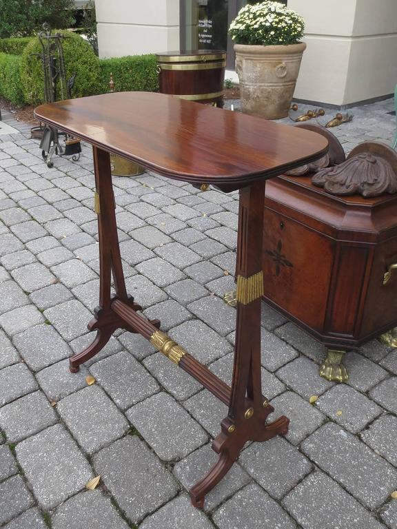 19th Century English Regency Table For Sale 1