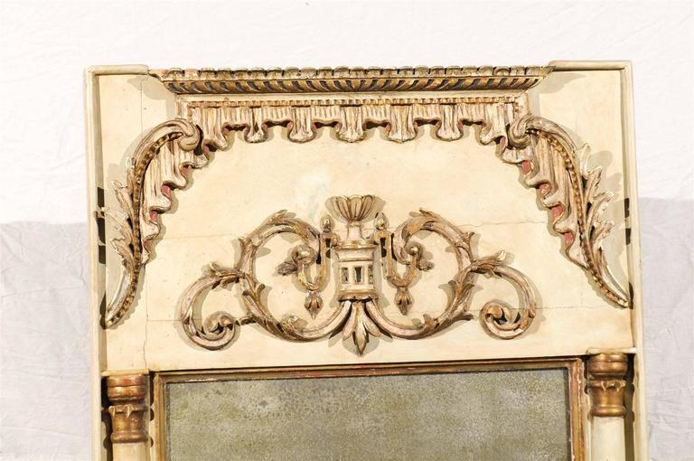 Pair of 19th Century Italian Mirrors In Good Condition In Atlanta, GA