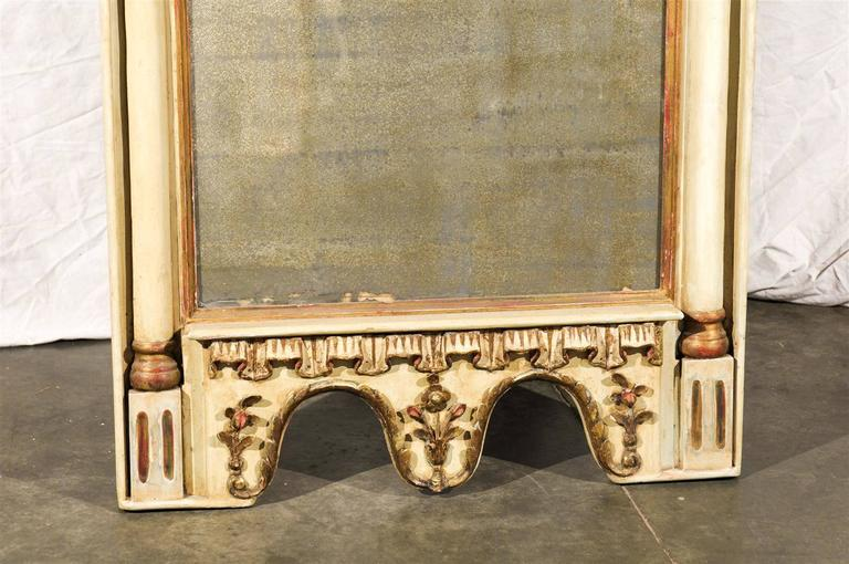 Pair of 19th Century Italian Mirrors 1