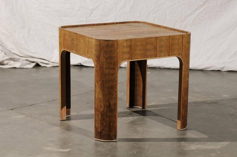 Python table in the style of karl springer circa 1970 for for Table in python