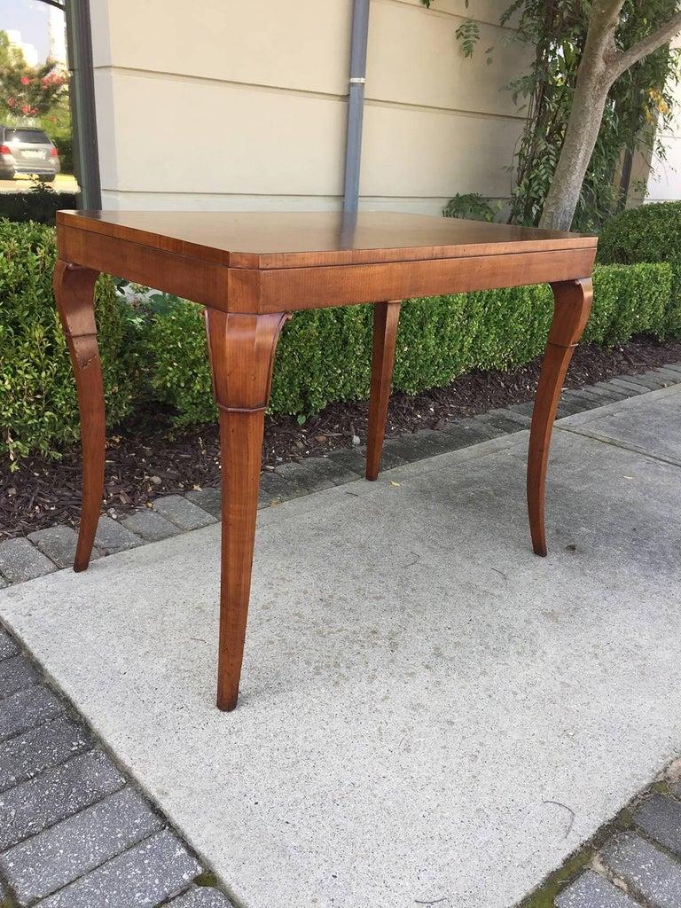 Art Deco Side Table, circa 1930 2