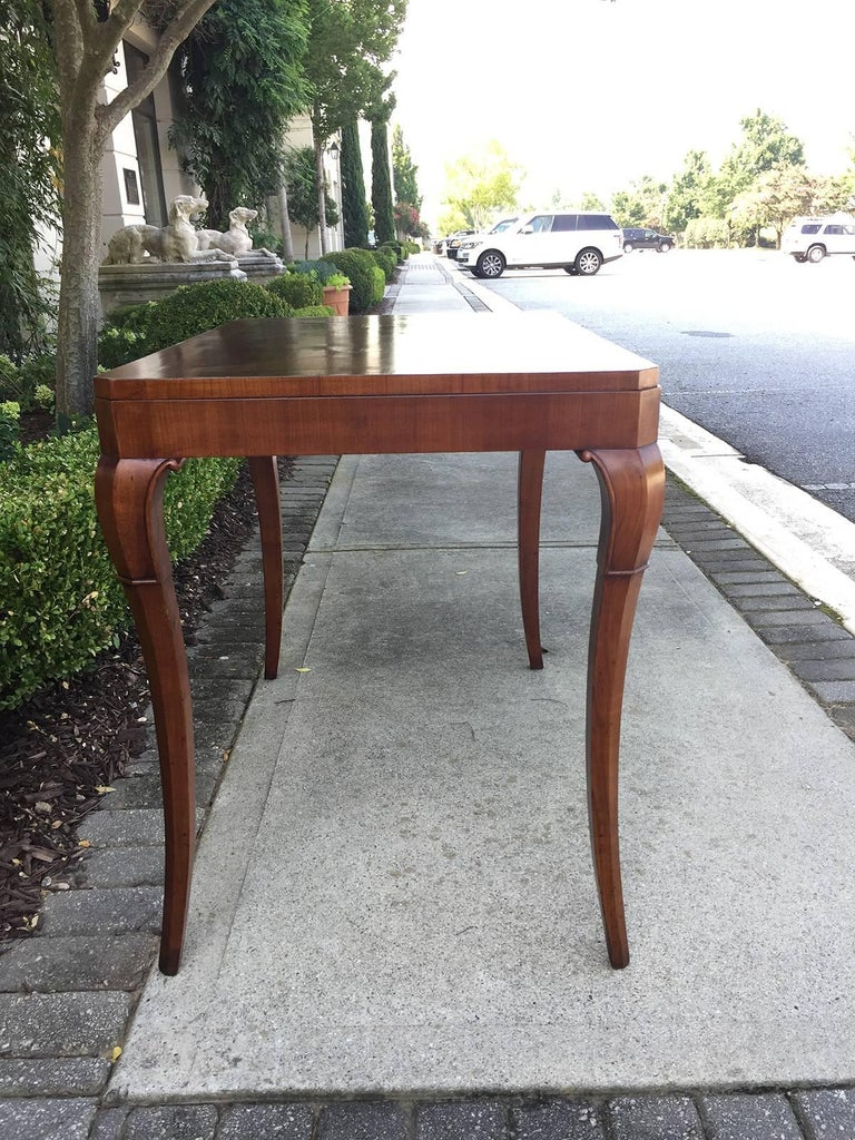 Mid-20th Century  Art Deco Side Table, circa 1930 For Sale