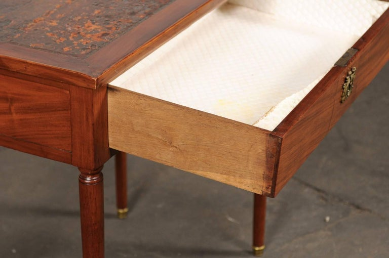 18th Century and Earlier 18th Century French Writing Table For Sale