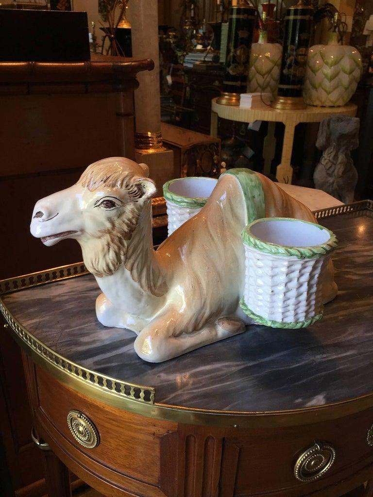 Midcentury Italian Camel 4