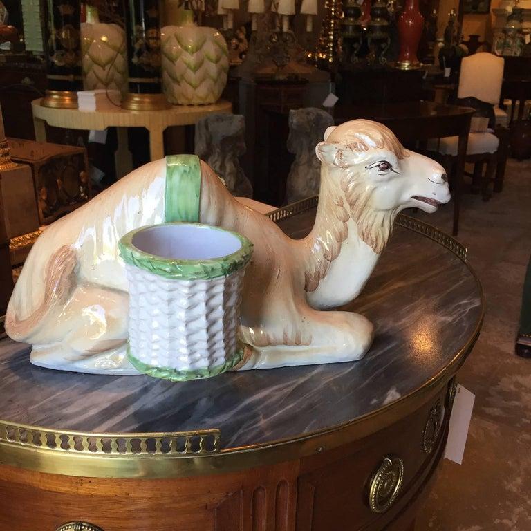 Midcentury Italian Camel 8