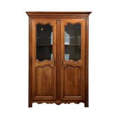 French Vitrine Display Cabinet
