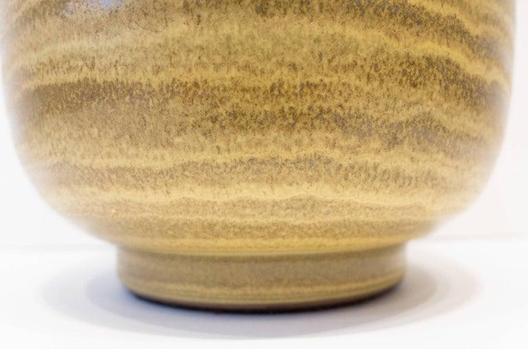 Stoneware Design Technics Table Lamp For Sale