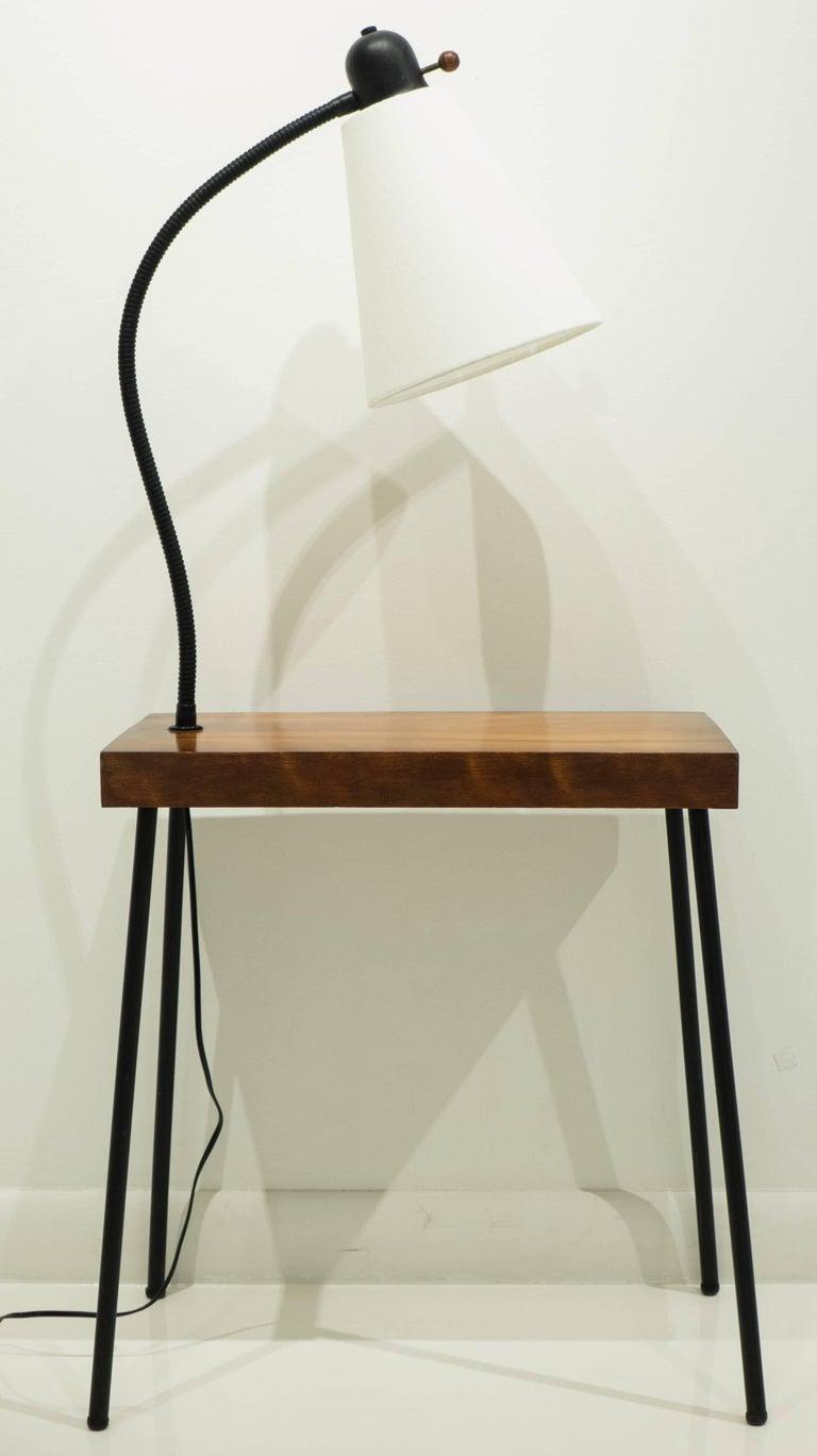 Rare David Wurster Lamp Table For Raymor At 1stdibs