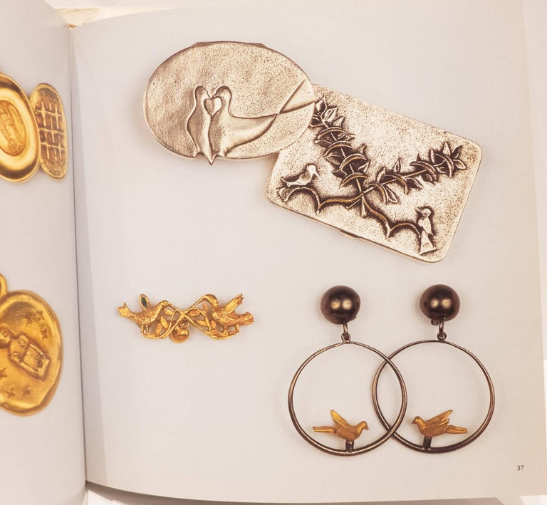 Line Vautrin Sculptor, Jeweller, Magician Book In Excellent Condition For Sale In New York, NY