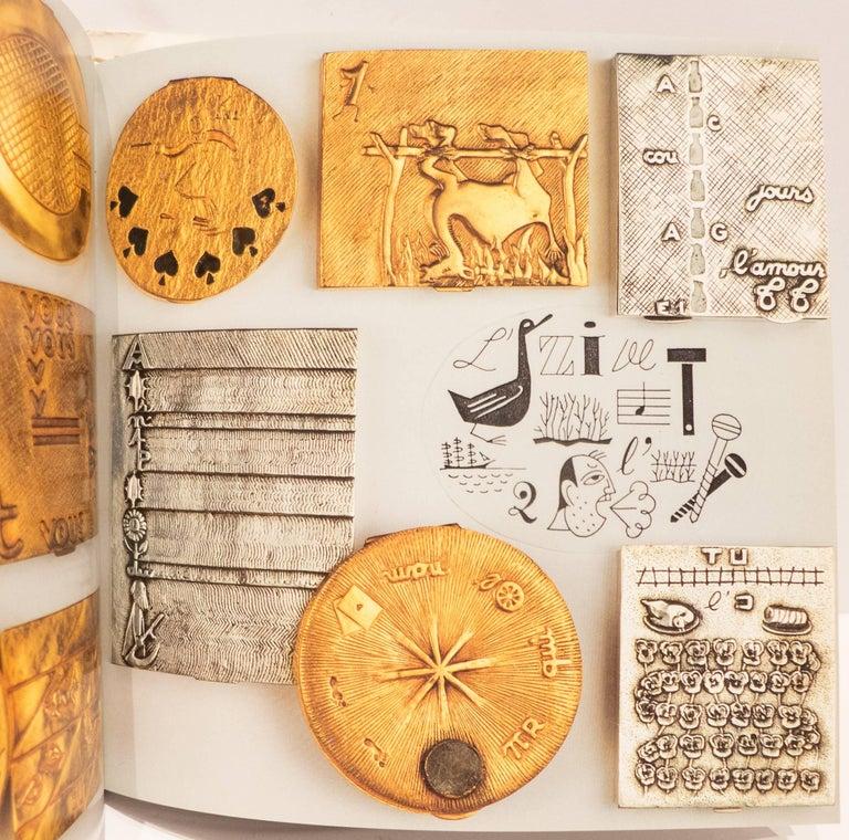 Late 20th Century Line Vautrin Sculptor, Jeweller, Magician Book For Sale