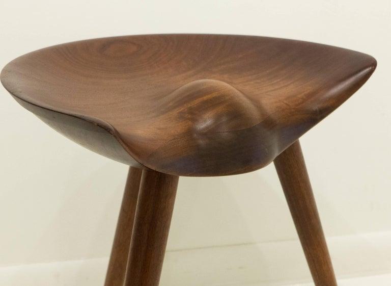 Mid-20th Century Mogens Lassen Stool For Sale