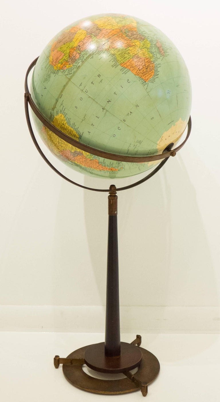 Replogle globes dating