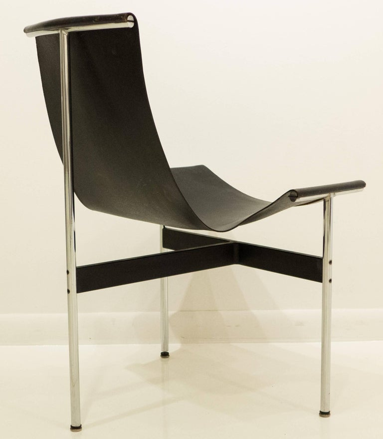 American Early Laverne T-Chair by Katavolos, Littell and Kelley For Sale