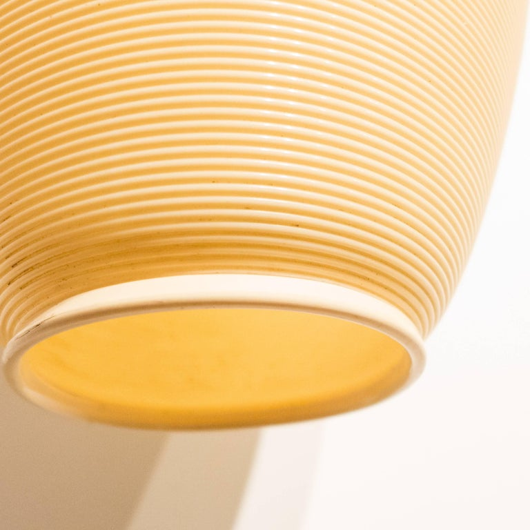 Metal Rotaflex Adjustable Wall-Hanging Lamp For Sale