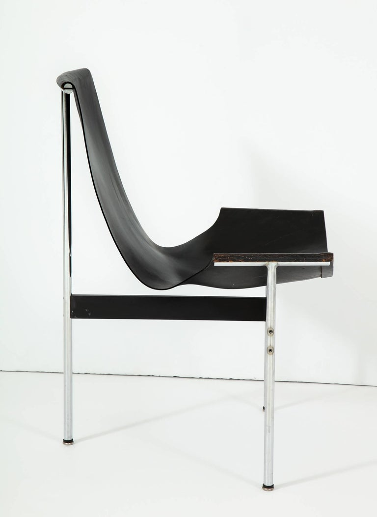 International Style Laverne T-Chair by Katavolos, Littell and Kelley For Sale