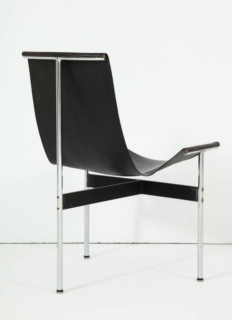American Laverne T-Chair by Katavolos, Littell and Kelley For Sale