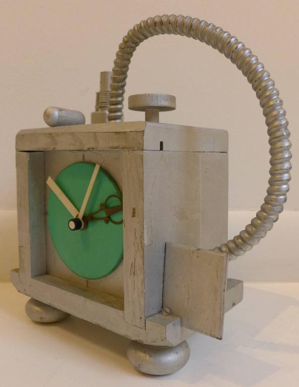 American Fantasy Clock by Richard Birkett For Sale