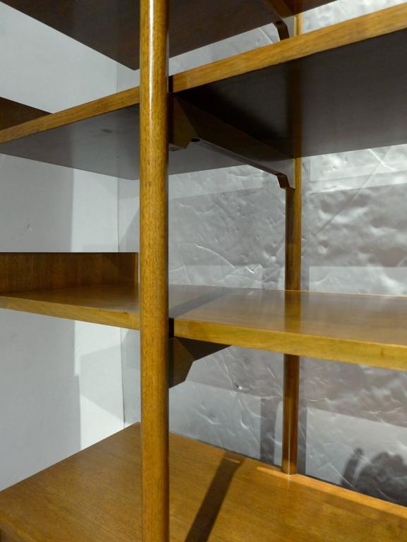 20th Century Milo Baughman Storage Room Divider for Glenn of California For Sale