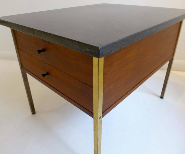 Milo Baughman End Table for Arch Gordon In Good Condition For Sale In New York, NY