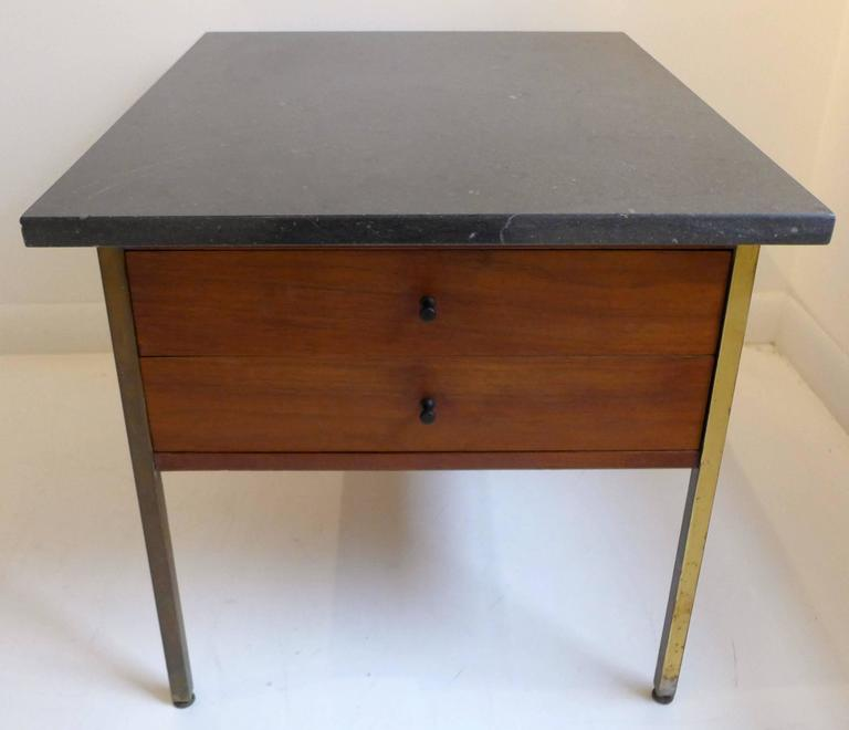 Mid-Century Modern Milo Baughman End Table for Arch Gordon For Sale