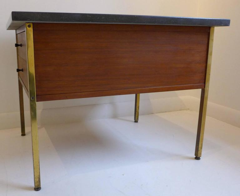 American Milo Baughman End Table for Arch Gordon For Sale