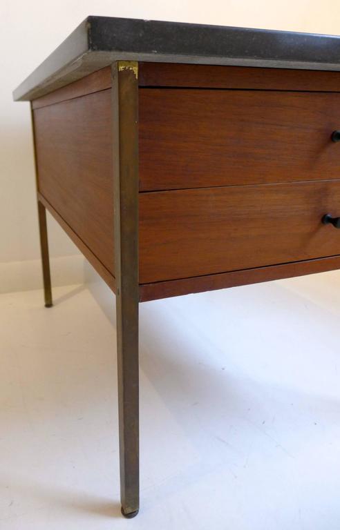Milo Baughman End Table for Arch Gordon For Sale 1